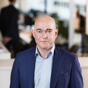 Peter Gullmert, försäljningschef Carnegie Fonder